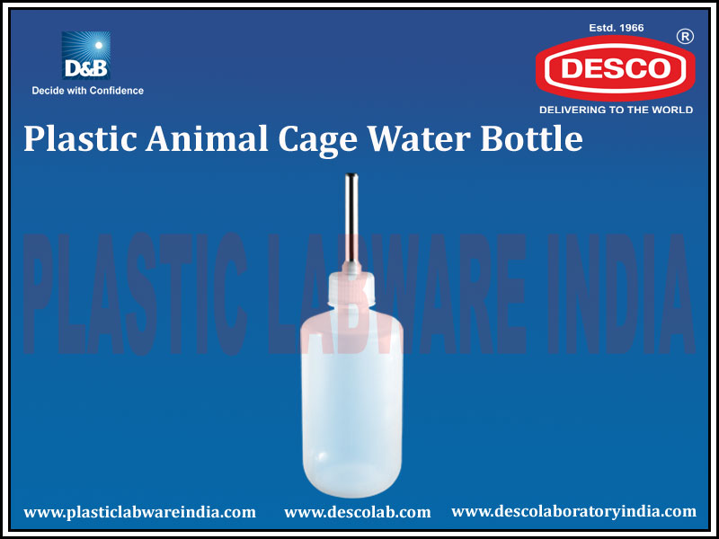 ANIMAL CAGE WATER BOTTLE