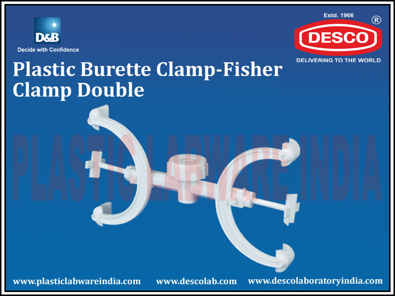 FISHER CLAMP DOUBLE