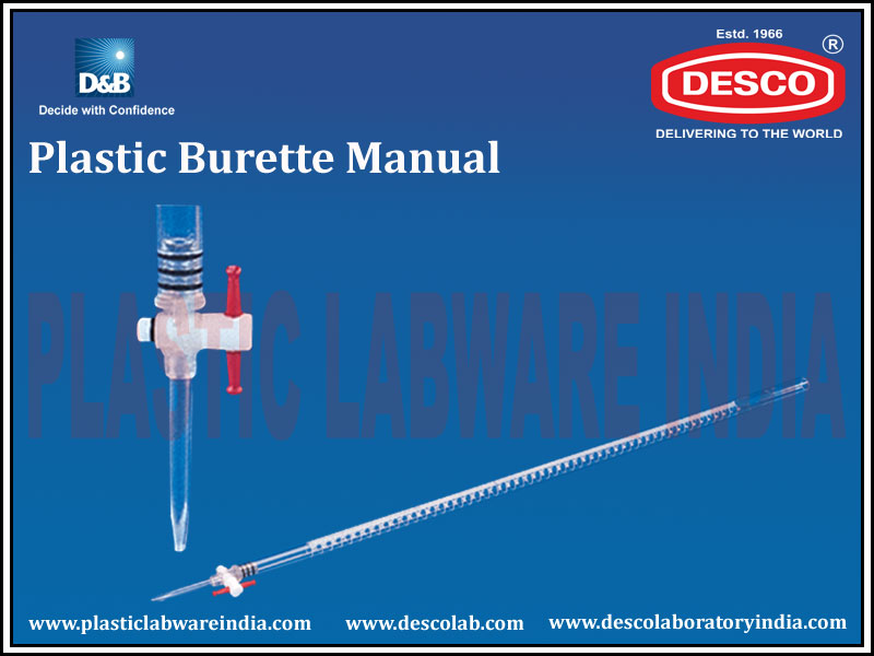BURETTE MANUAL