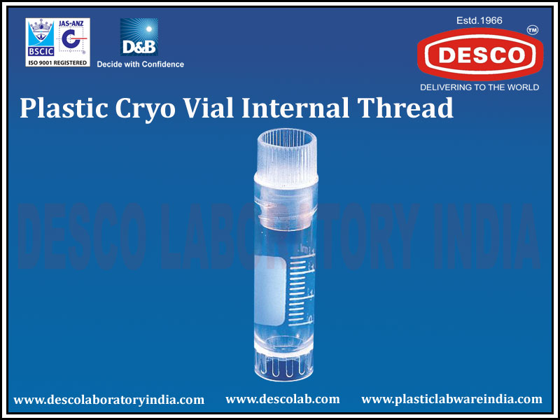 CRYO VIAL INTERNAL THREAD