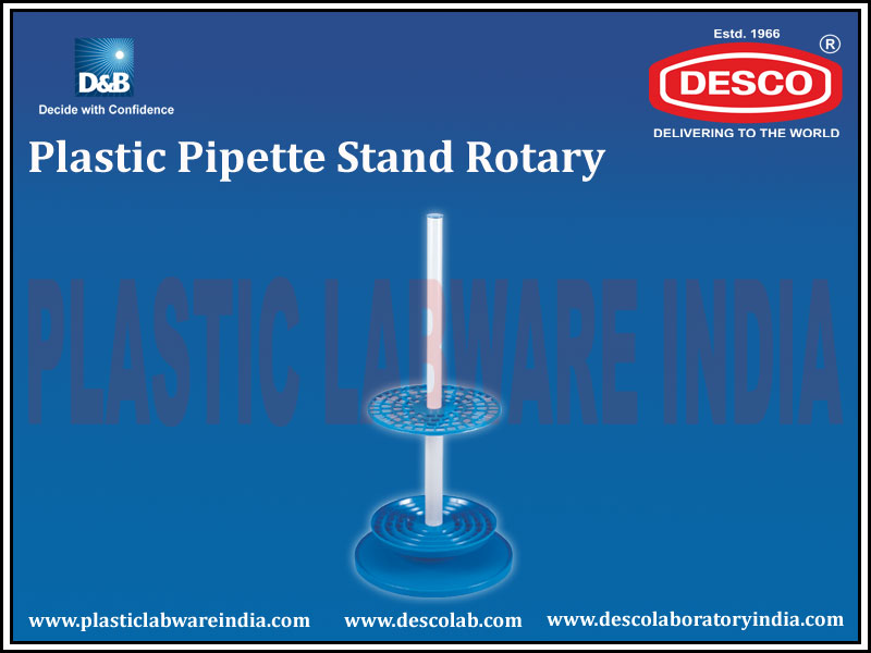 PIPETTE STAND ROTARY