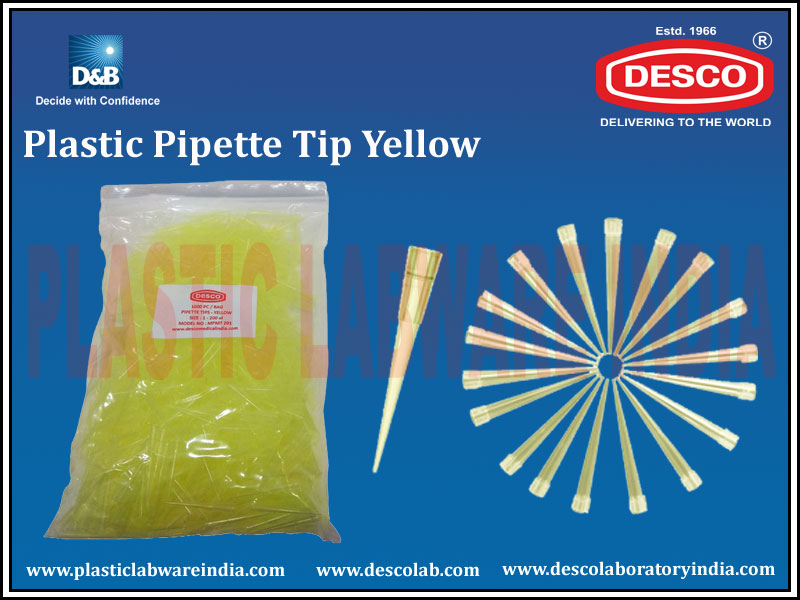 MICROPIPETTE YELLOW TIPS