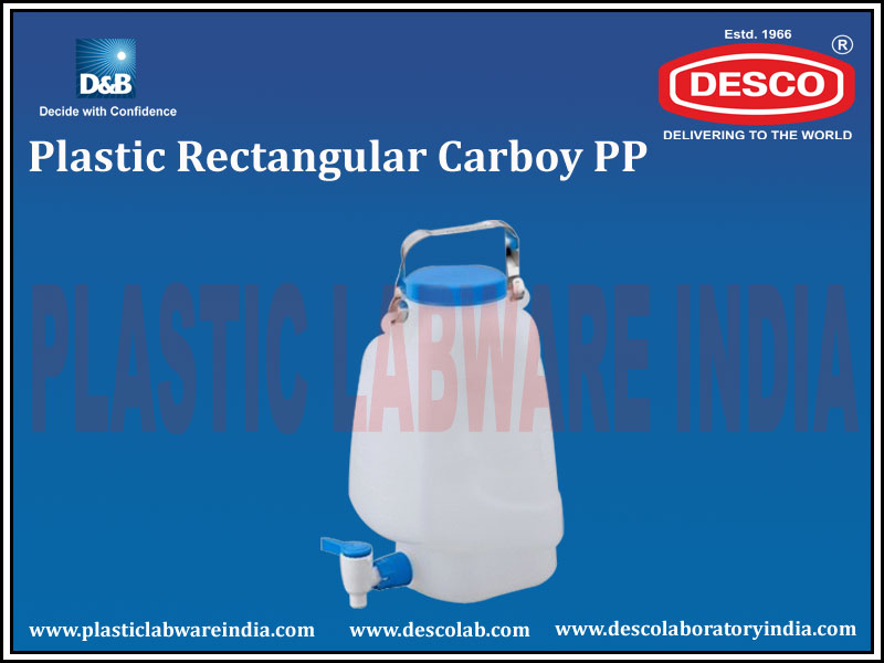 RECTANGULAR CARBOY PP